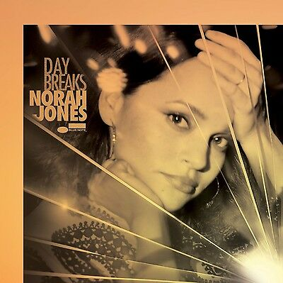 "Norah Jones ""day breaks"" Vinyl LP + MP3 (Gatefold Sleeve) NEU Album 2016"