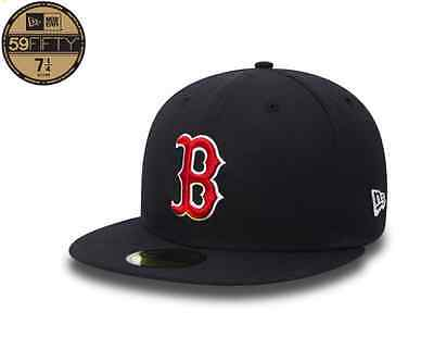 Casquette New Era 59Fifty Structured Boston Red Sox
