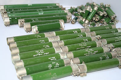 Huge Lot Resistors Welwyn Wire Wound Resistors Erg Military Specs Ref 248A