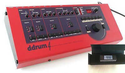 ddrum4 SE Software Firmware 1,54 Eprom Chip update