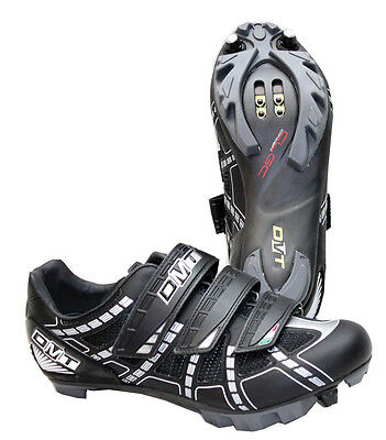 DMT MTB Schuhe Explore Black Fahrradschuhe Mountainbike Shimano Look Time Ritchy