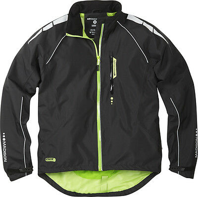 Madison Prime Mens Cycling Waterproof Jacket RRP£70