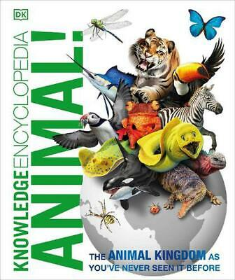 Knowledge Encyclopedia Animal! by Dk Hardcover Book
