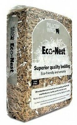 Pillow Wad Large Eco Nest Small Animal Pet Bedding 3.2kg