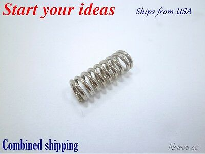 5Pcs 3D Printer Feeder Spring Ultimaker Makerbot Wade Extruder Prusa i3