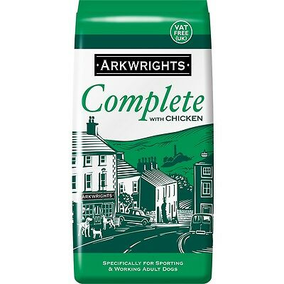 Arkwright'S Complete Dry Dog Food Chicken 15kg