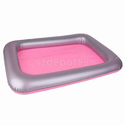 60cm x 45cm Inflatable Sand Tray Indoor Play No-Mess Clay Novelty Magic Toy