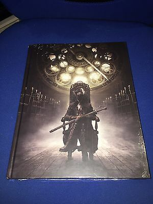 BLOODBORNE The Old Hunters Collector's Edition: Official Guide GUÍA OFICIAL PS4