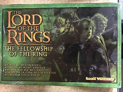 Lord Of The Rings : Attack At Weathertop OOP Rare Games Workshop GW