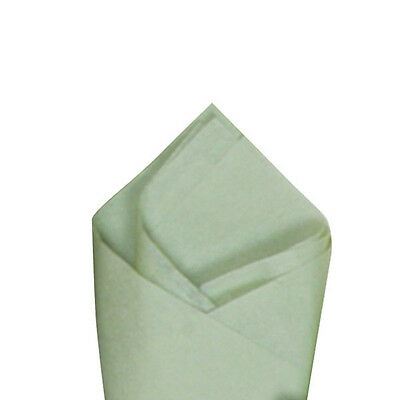 """24 Sheets 20"""" x 30"""" Willow (Green) Quality Premium Grade Color Tissue Paper"""