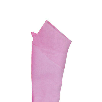 "24 Sheets 20"" x30"" Raspberry (Pink) Quality Premium Grade Color Tissue Paper"