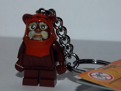 Lego Wicket Keychain (Star Wars) - A Perfect Present