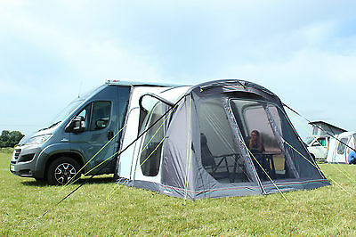 Oxygen Movelite Duo Driveaway Awning Outdoor Revolution 2016 Model