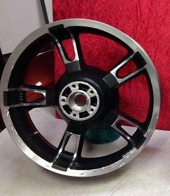 09-17 Harley Enforcer OEM Wheels All Touring Bike ABS Or Non Abs Some Damage