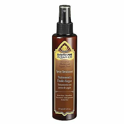 Babyliss Pro Argan Oil Spray Leave In Treatment 177 Ml Free Shipping