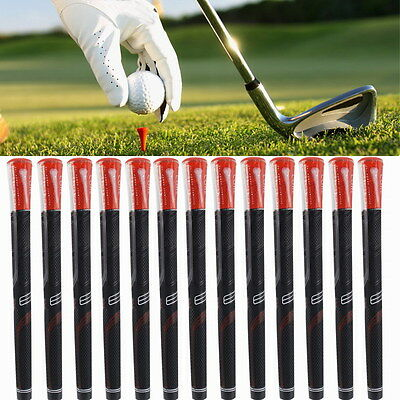 HOT 13 CP2 Golf Grips Standard Size Golf Pride Red Pro/Blue Wrap High Quality
