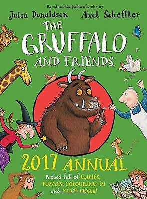 **New** - The Gruffalo and Friends Annual 2017  - ISBN10:1509815090