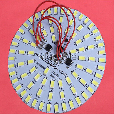 New 30W 5730 Pure White LED Light Emitting Diode SMD 220V 85mm MO