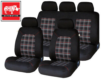 NISSAN NV200 COMBI 10-ON Lambeth Luxury Full Set Car Seat Covers