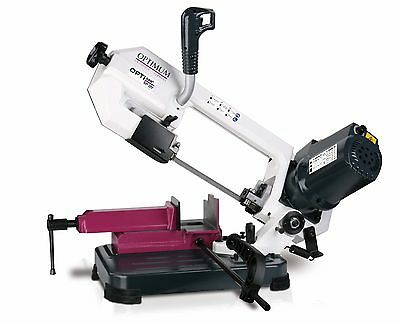 Sommeraktion Optimum Optisaw SP11 V Bandsaege leichter Lackschaden