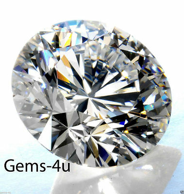 Cubic Zirconia Round Stone 1Mm - 10Mm Fast & Free Delivery