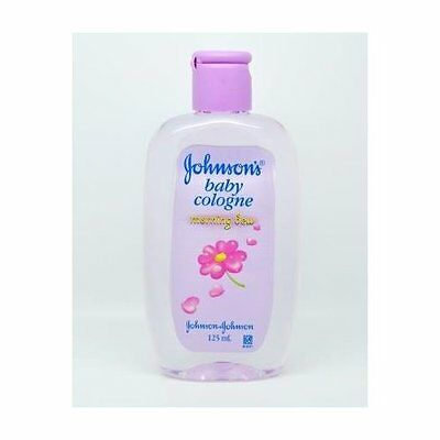 JOHNSON'S BABY COLOGNE (MORNING DEW) 125ml