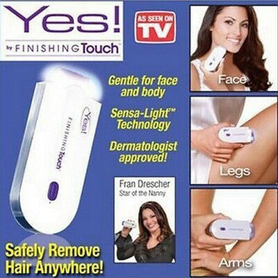 Women's Fashion Instant Pain Free Hair Remover Laser Hair Removal Tools