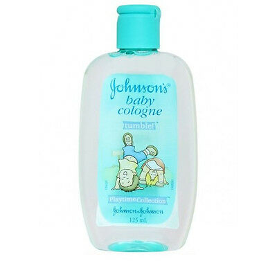 3 JOHNSON'S BABY COLOGNE (TUMBLE) 125ml
