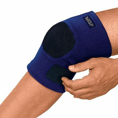 HoMedics Magnetic Hot & Cold Therapy Wrap Gel Sprain Strain Support for the Knee