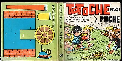 TOTOCHE POCHE n°20 ° 03/1971 ° (TABARY)