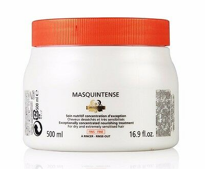 Kerastase Nutritive Masquintense Irisome Masque for Fine Hair 500 ml 16.9 fl. oz