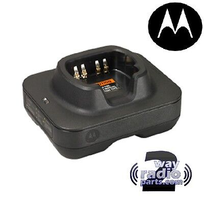 Real Genuine MOTOROLA IMPRES 2 CHARGER SINGLE UNIT APX8000 APX7000 APX6000 XE