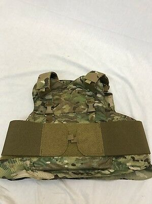 Mayflower Velocity R&C Plate LPAC Large Low Profile Armor Carrier Multicam JSOC