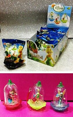 Disney Fairies Trilly Serie 3 Personaggi In Capsula Ornaments Thinker Bell