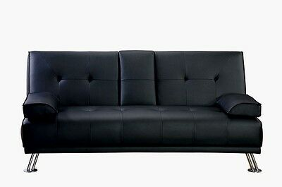 Sofa Bed Sleepe 3 Seater r design+Table pillow NOW ON house chair guest living R