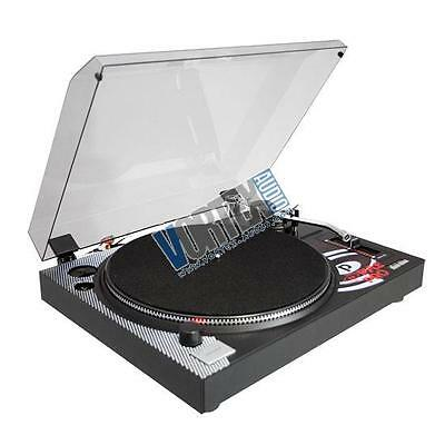 PylePro PLTTB1 Professional Belt-Drive Turntable Cartridge and Stylus Included