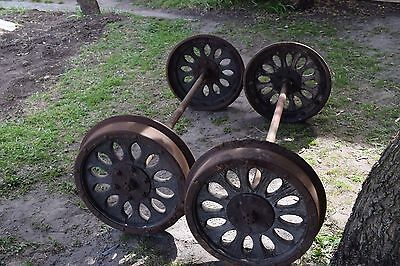 Antique Wheels