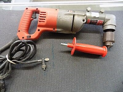 "Milwaukee 1107-1 1/2"" Corded Right Angle Drill"