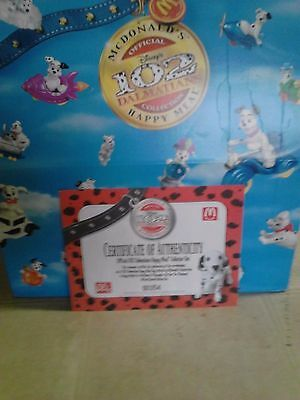 102 Dalmations Happy Meal Collector St # 354