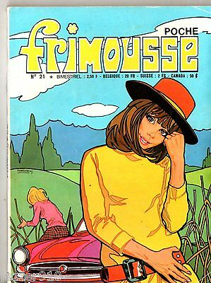 ~+~ FRIMOUSSE POCHE n°21 ~+~ 1975 EDITIONS DE L'OCCIDENT