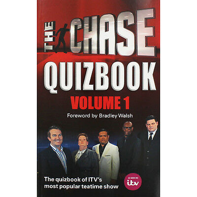 The Chase Quizbook by Bounty (Paperback), Non Fiction Books, Brand New