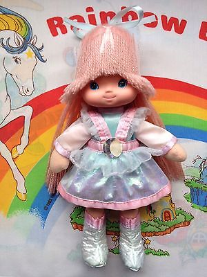 Mattel Rainbow Brite Original 1983 Moonglow Vintage Doll