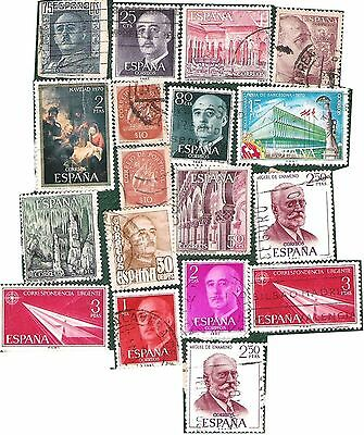 Postage Stamps Spain