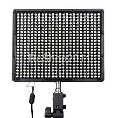Aputure AL-528W 528 LED Video Light Panels for Camcorder DSLR Camera AU