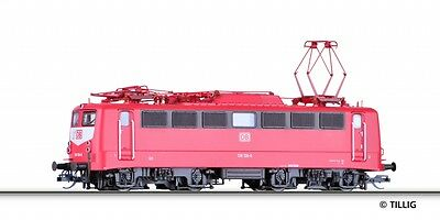 Tillig, 02395, electric locomotive BR 139, DB-AG, TT Gaugenew + original package