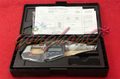 "NEW Mitutoyo 293-340-30 Digital Digimatic Coolant Proof Micrometer 0-1""/0-25.4mm"