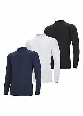 Greg Norman Mens PlayDry Golf Baselayer Sports Top Clothing 55% OFF RRP