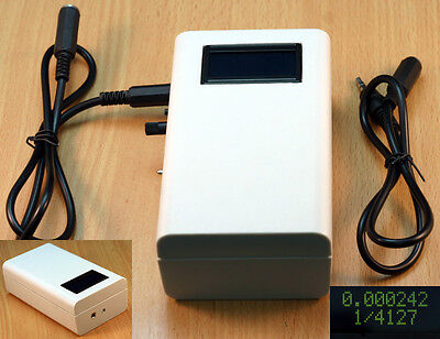 Camera shutter tester for shutter speed up to 1/4000th with Light Source