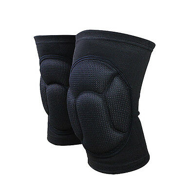 Knee Pads For Dance Gym Bike Volleyball All Sports Exercise Protector Pads SR1G