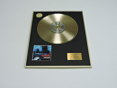 GREEN ON RED scapegoats  DISCO DE ORO cd GOLD DISC RECORD